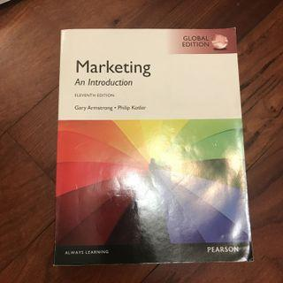PEARSON Marketing An introduction