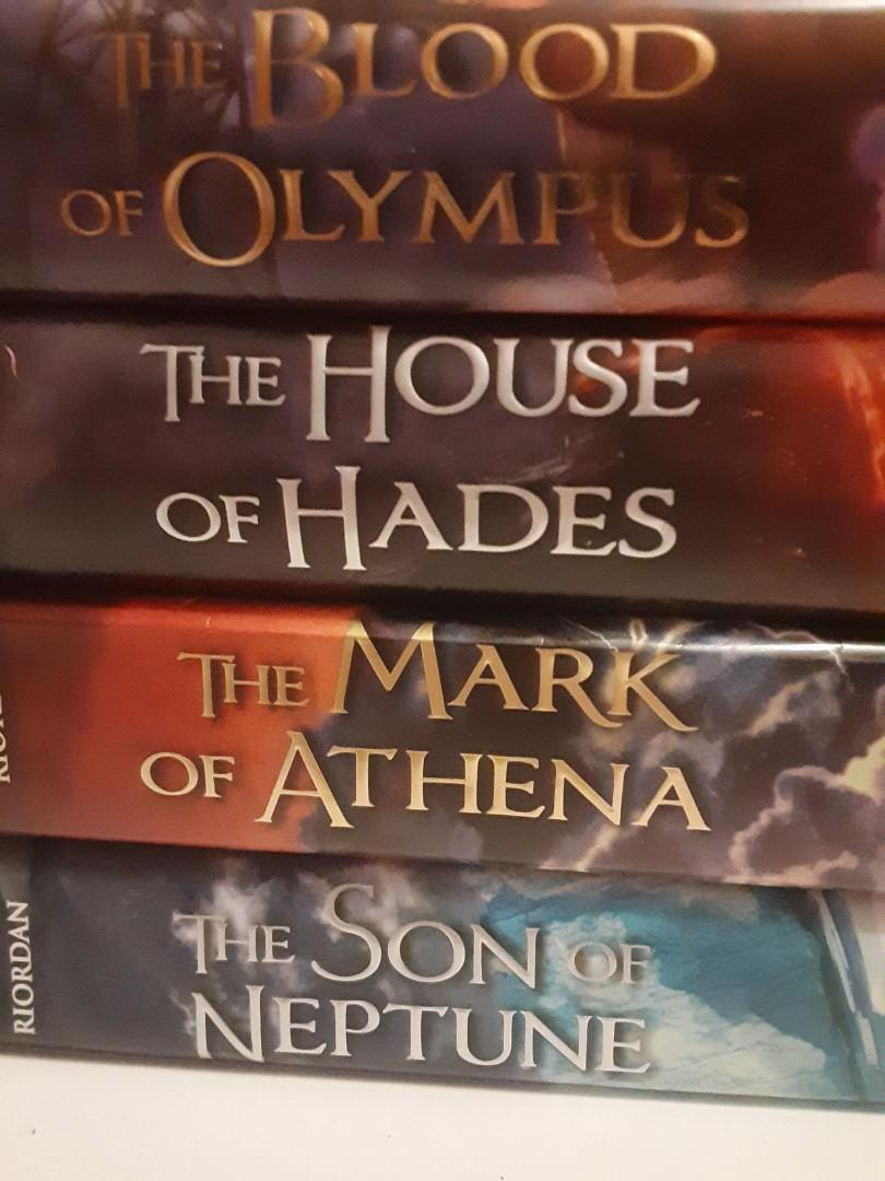 Percy Jackson: The Heroes of Olympus