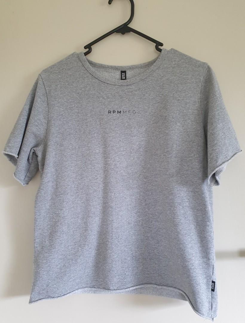Rpm grey top