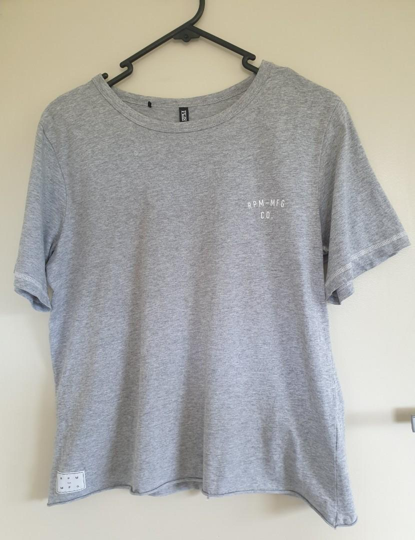 Rpm grey top