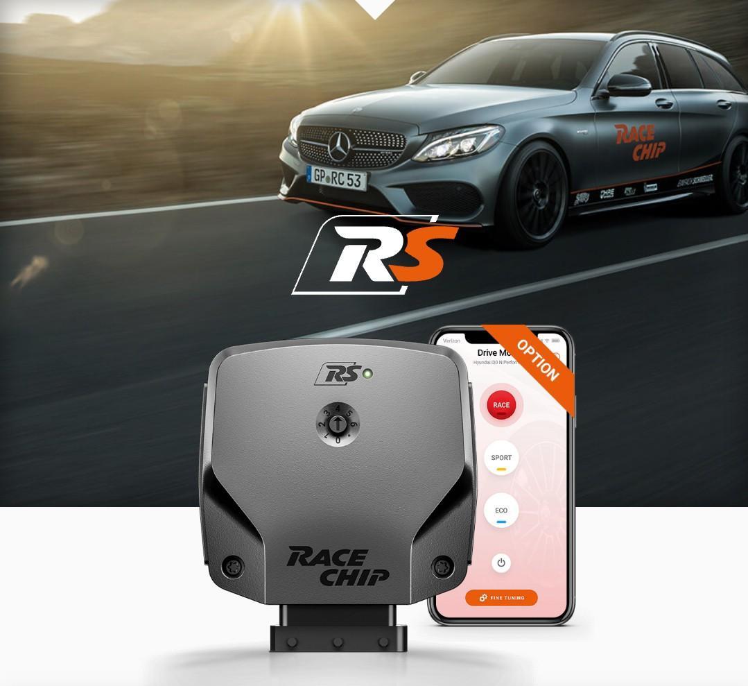 SKODA FABIA Racechip RS藍牙版 app