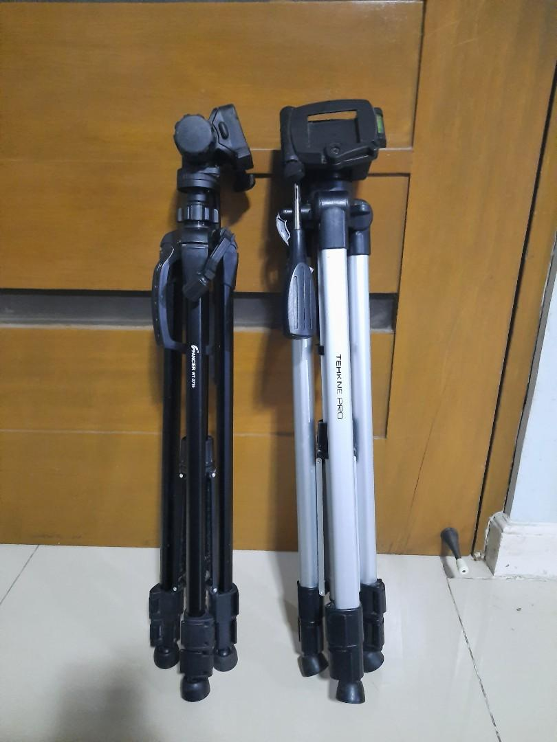 Tripods (Fancier and Tehkne)