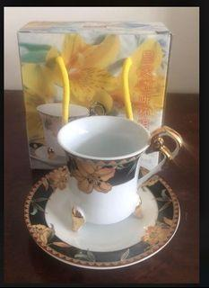 皇家咖啡杯組