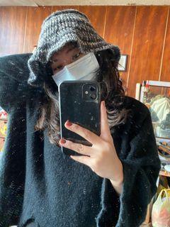 【二手/實戴】正韓軟的暖的漁夫帽