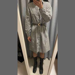 日系長洋裝