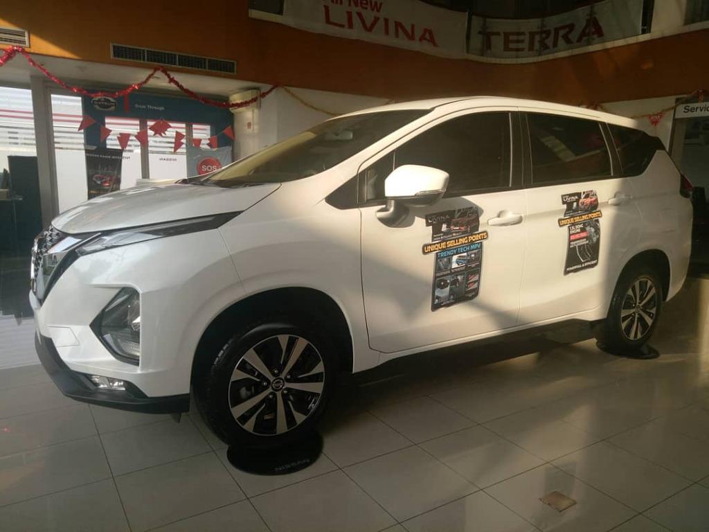 All New Nissan Livina VE AT 2020 dp 17jtn
