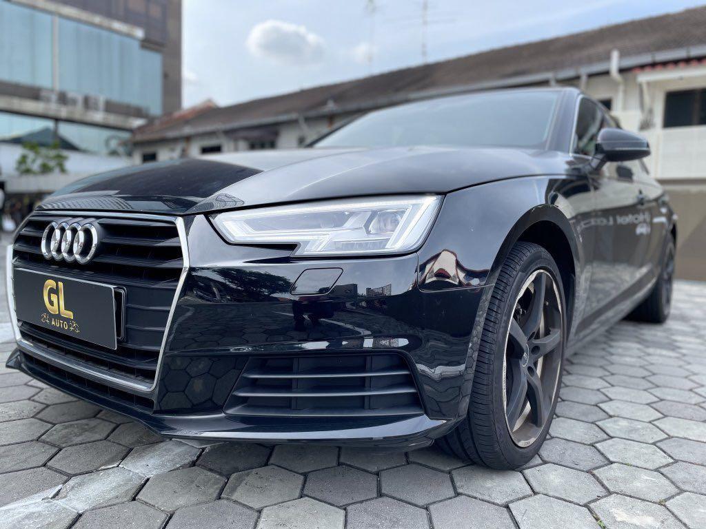 Audi A4 Sedan 1.4 TFSI S tronic (A)