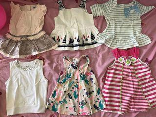 Baju Anak 2-4T