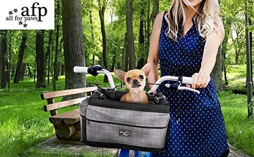 Delux 2 in 1 Bicycle Basket Carrier Bag