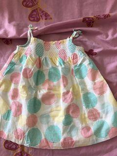 Dress mothercare 6-9m