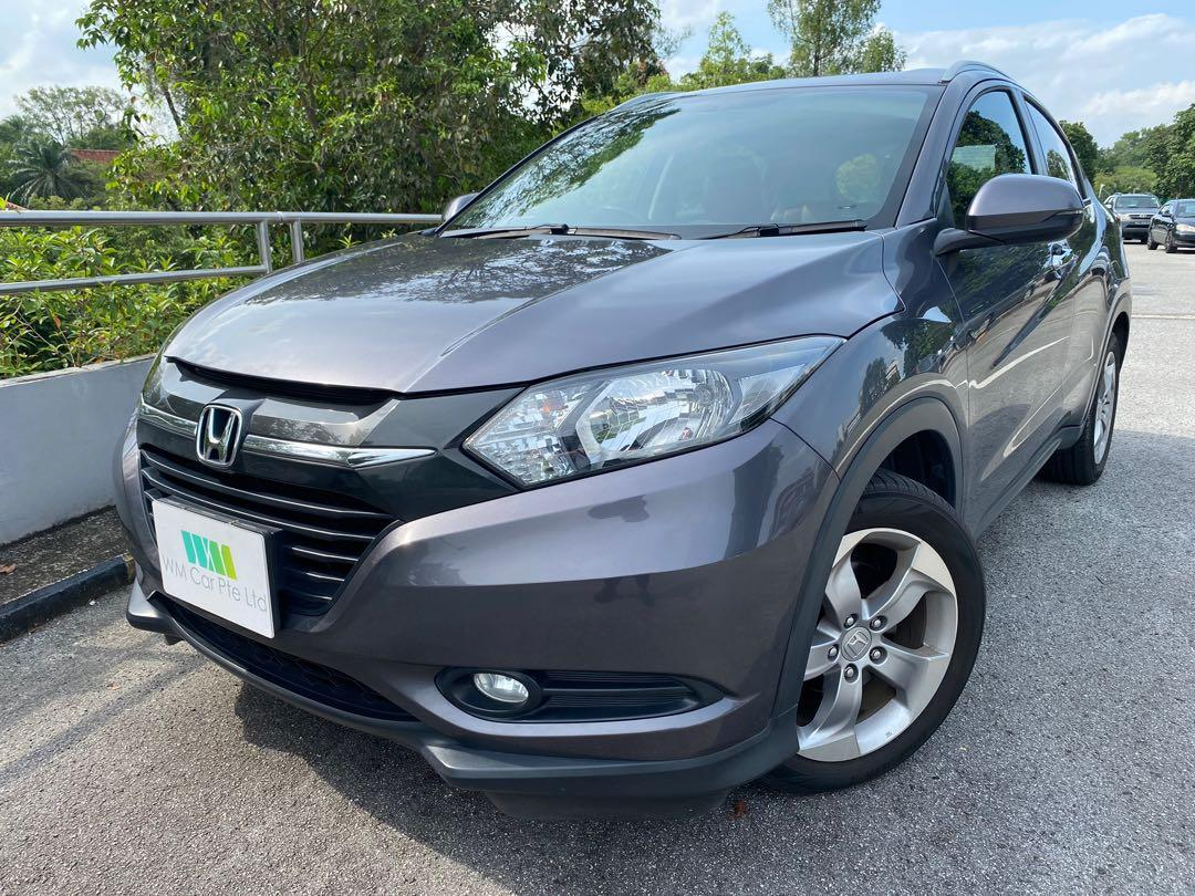 Honda HR-V 1.5 LX Premium (A)