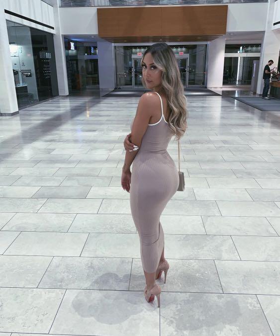 Jlux knee length dress