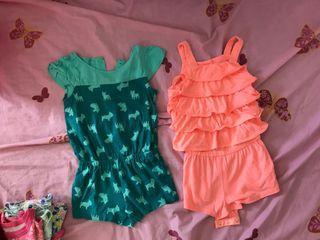 Jumpsuit Baju Anak 2-4T