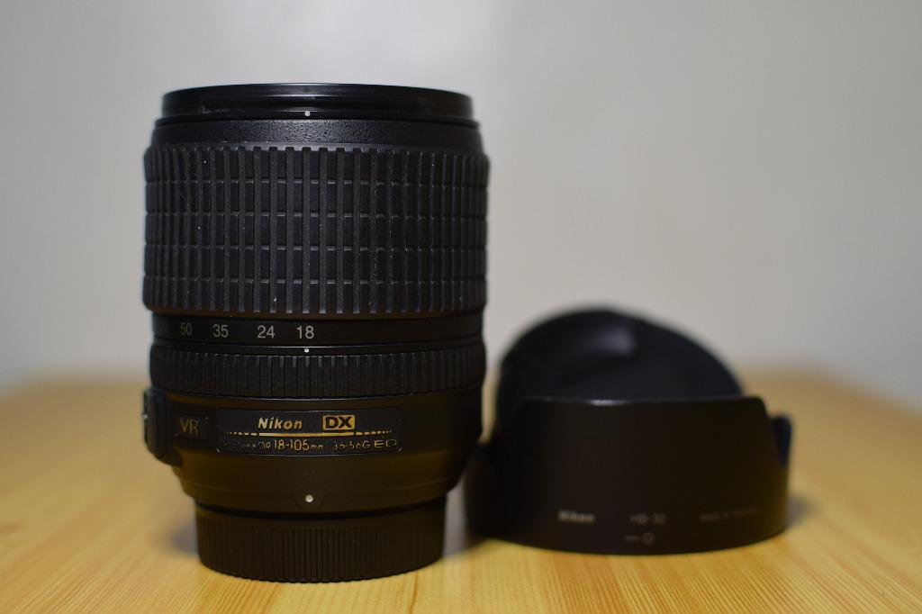 Nikon 18-105mm