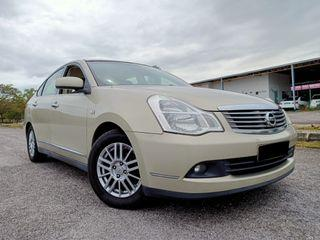 NISSAN SYLPHY 2.0 CVTC (A) SPORT FULL LEATHER SEATS TIPTOP CONDITON