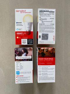 Sengeled smart bulb