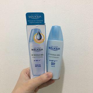 Skin Aqua UV Moisture Milk SPF 50
