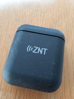 Znt blue tooth earphones.  Znt D06  . Nice sound hifi quality