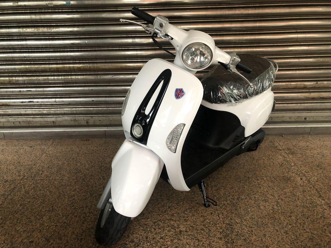2011年 光陽 魅力110cc 五期噴射