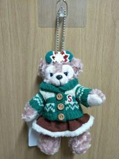 東京迪士尼  雪莉玫 聖誕節吊飾