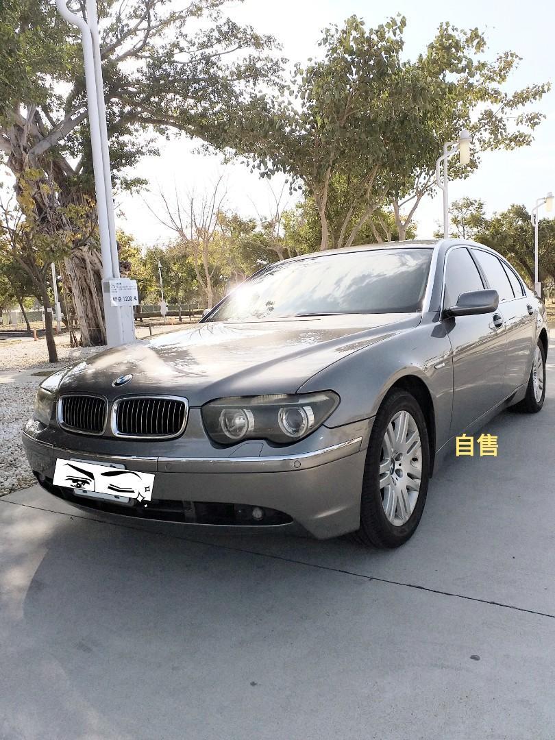 自售 BMW 735LI E66  2003  八缸 275匹   170350公里緩慢增加中