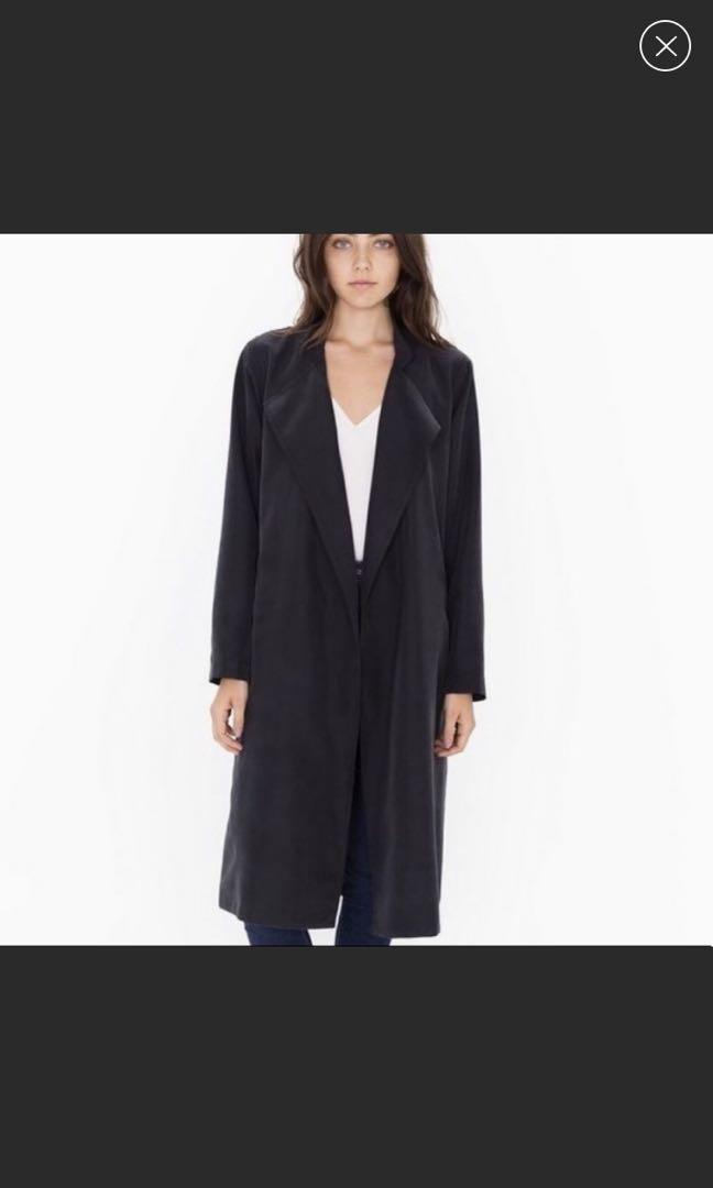 American apparel coat
