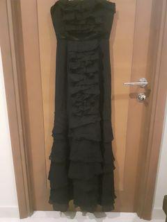 Authentic BCBG Ruffle Dress