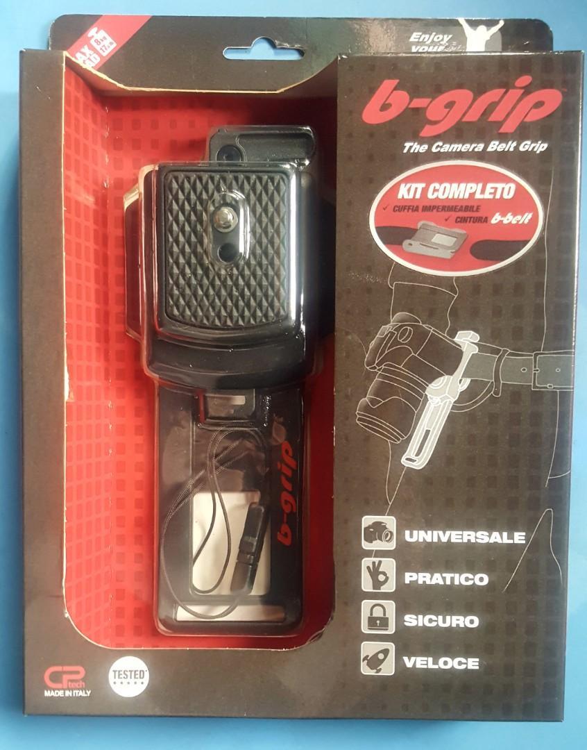 B-Grip Compete Kit