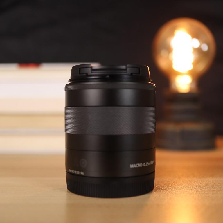 Canon EF-M 18-55mm IS STM Kitlens