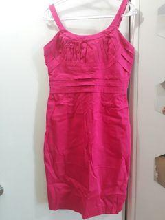 CK Fuschia Dress