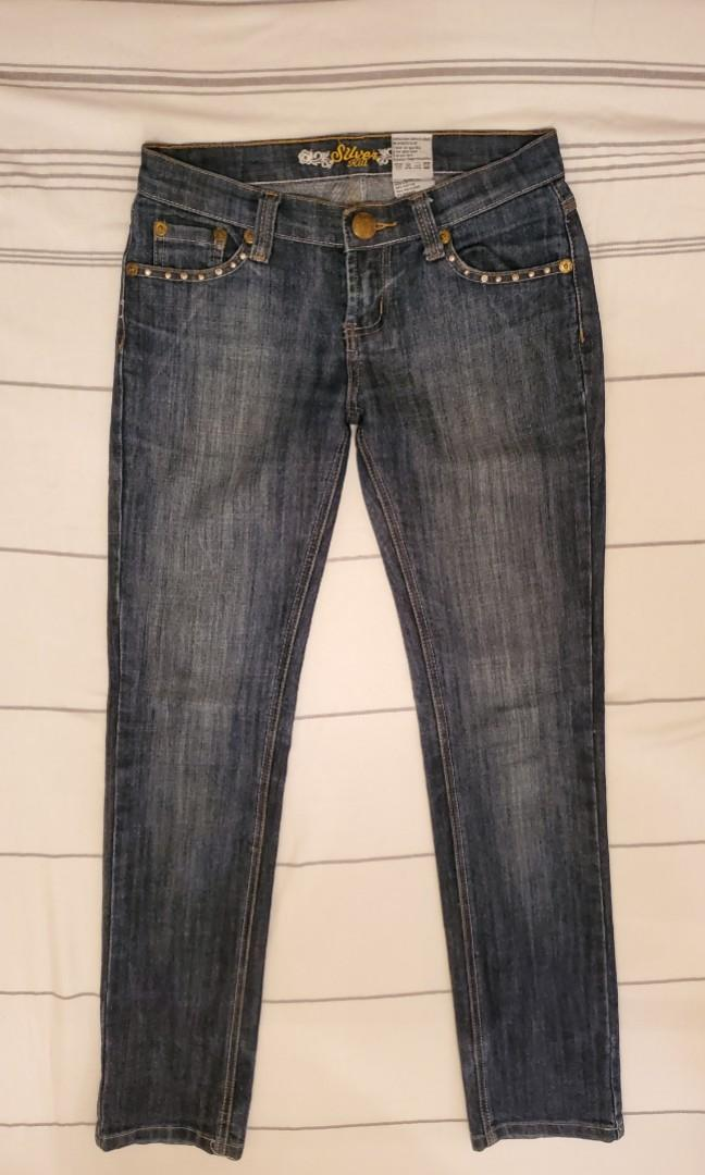 Columbian levanta cola jeans