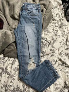 Dynamite Mom jeans
