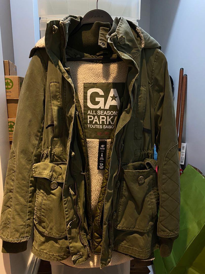 GARAGE Fall/Spring Jacket