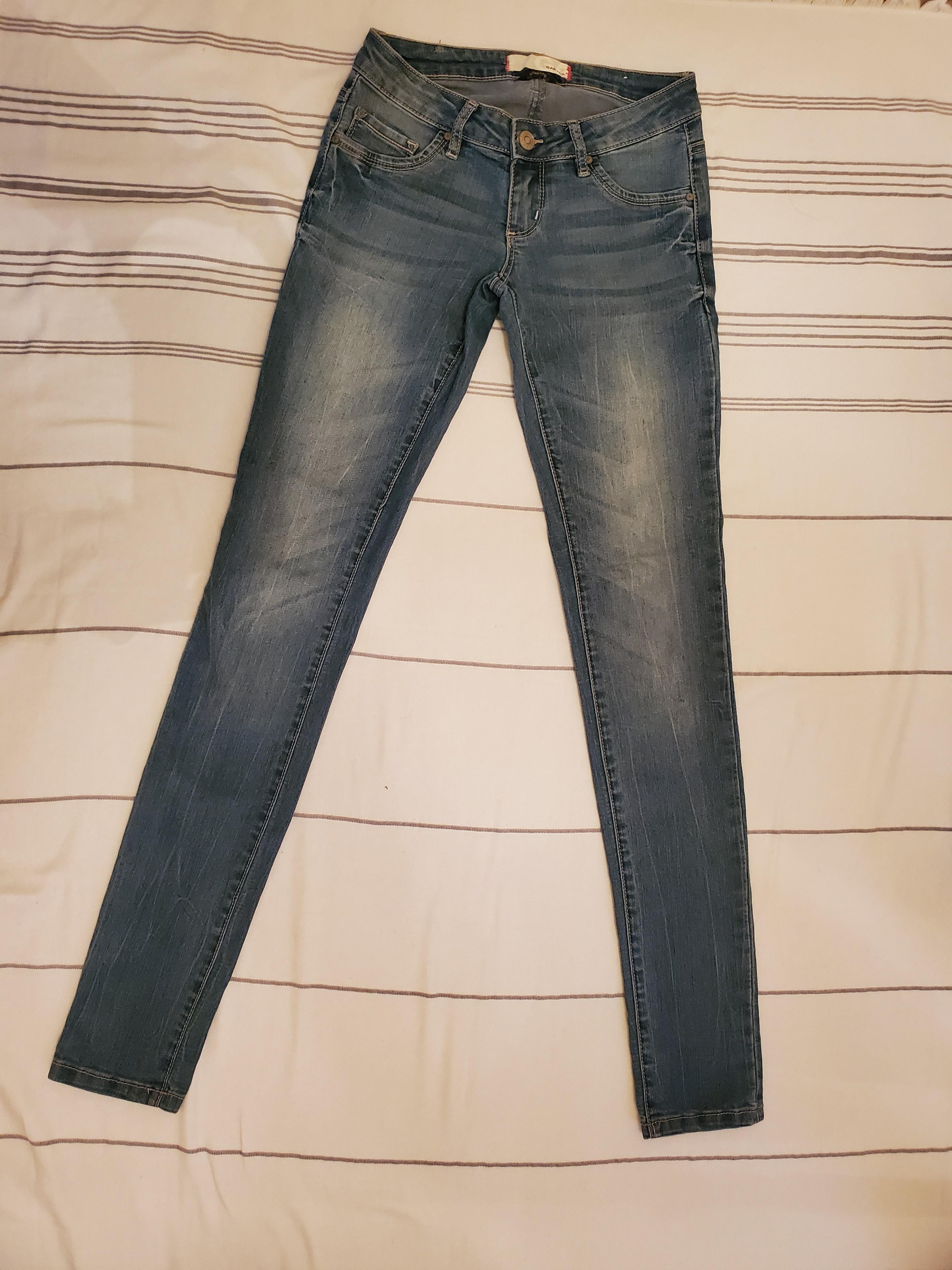 Garage stretchy stretch jeans
