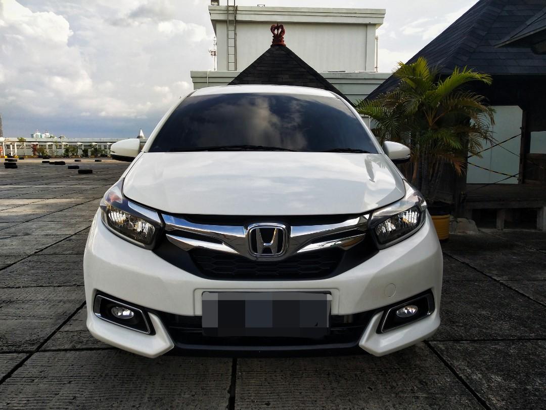 Honda Mobilio E 1.5 CVT FL 2019 Dp 19.9 jt