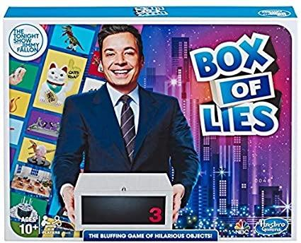 Jimmy Fallon Box of Lies