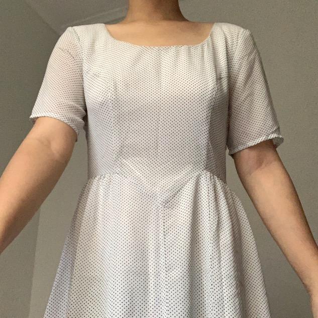 Minkpink Chiffon Mini Dress
