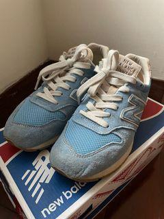 New balance revlite MRL996CT 運動鞋 水藍色