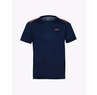 Reebok Kaos olahraga Biru Baju