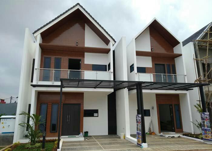 Rumah 2Lantai Jatiwaringin