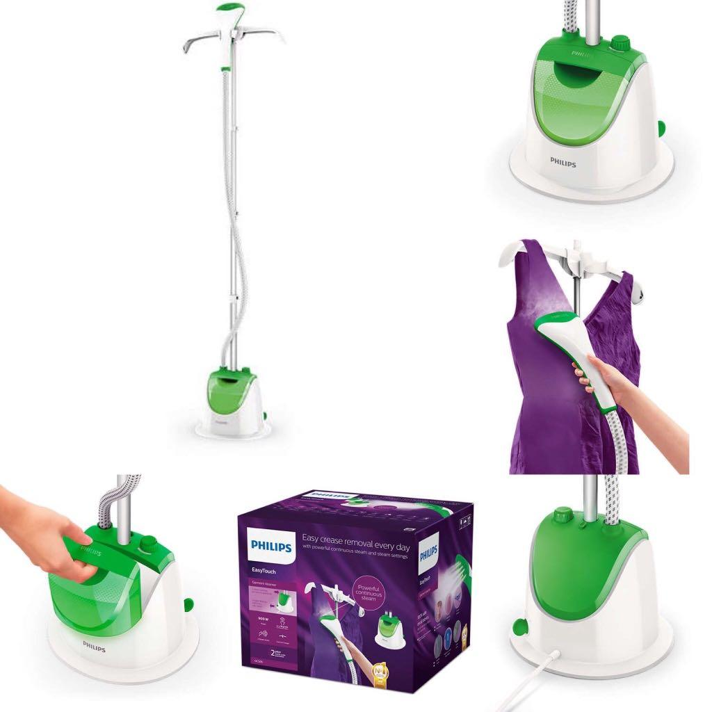 Setrika Uap Philips Easy Touch Steamer GC505 - GREEN