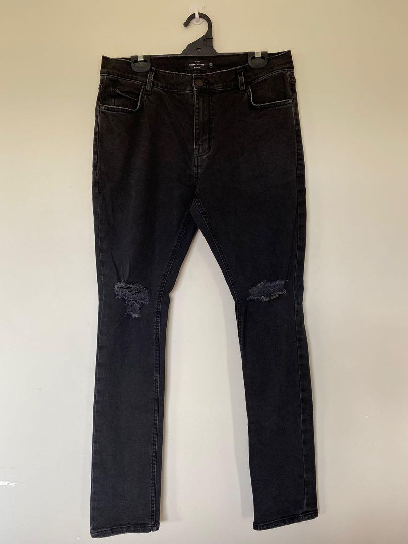 Skinny Leg Fit Jean