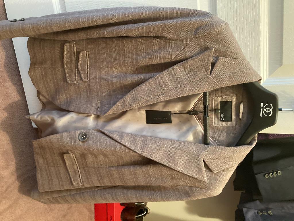 Suit Jacket Size 14 from Next UK