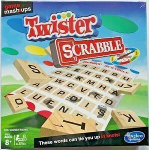 Twister Scrabble - Brand New