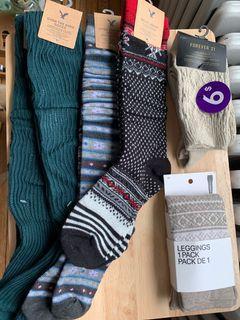 UN-USED Socks