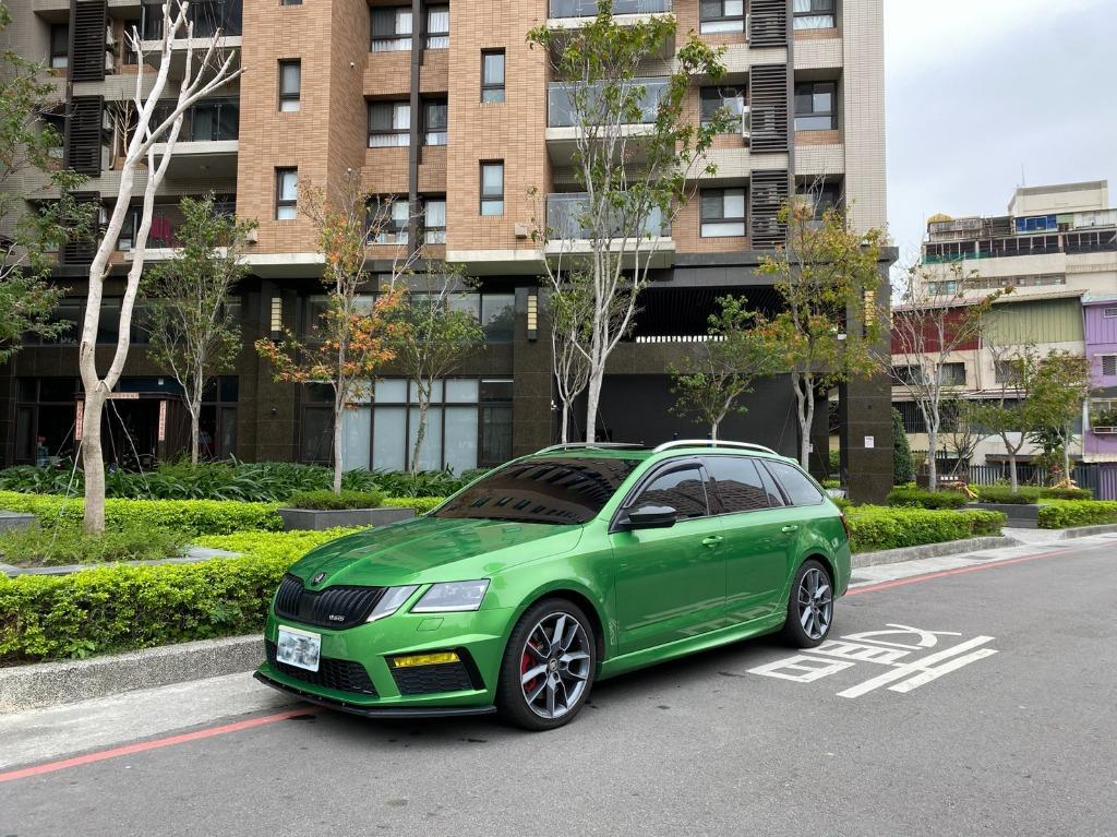🍅2017年 Škoda Octavia Combi RS 2.0  #僅跑4萬公里 #原廠保養 #原廠保固
