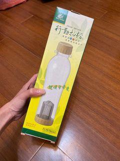 可裝茶葉 環保隨行杯