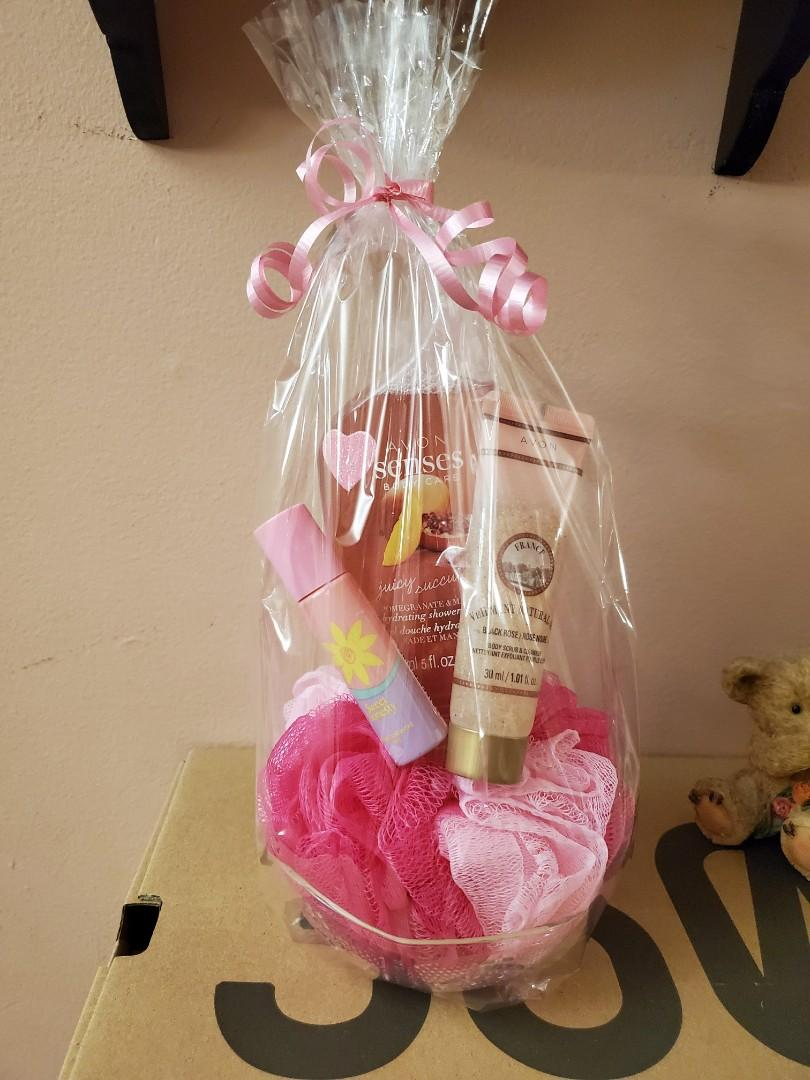 Bath Gift Baskets