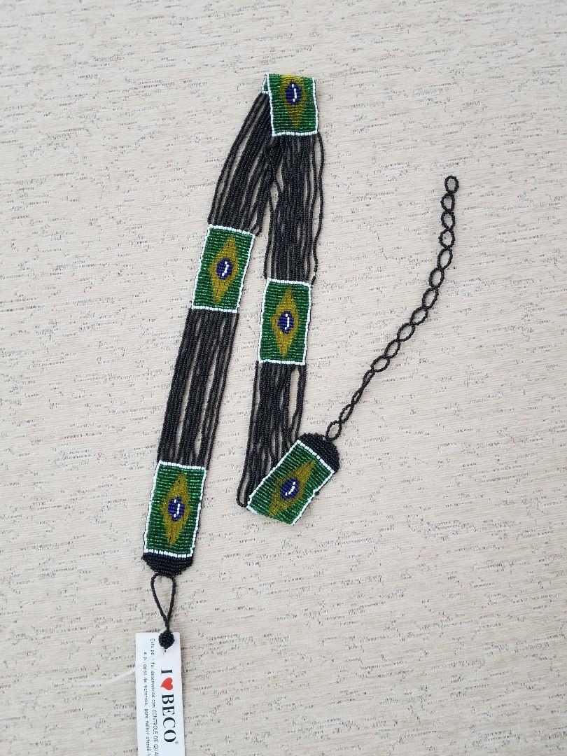Beads belt - new