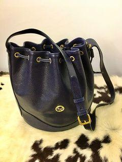 Bonia Bucket Bag Genuine